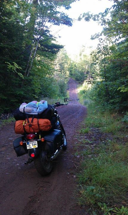 Moto camp