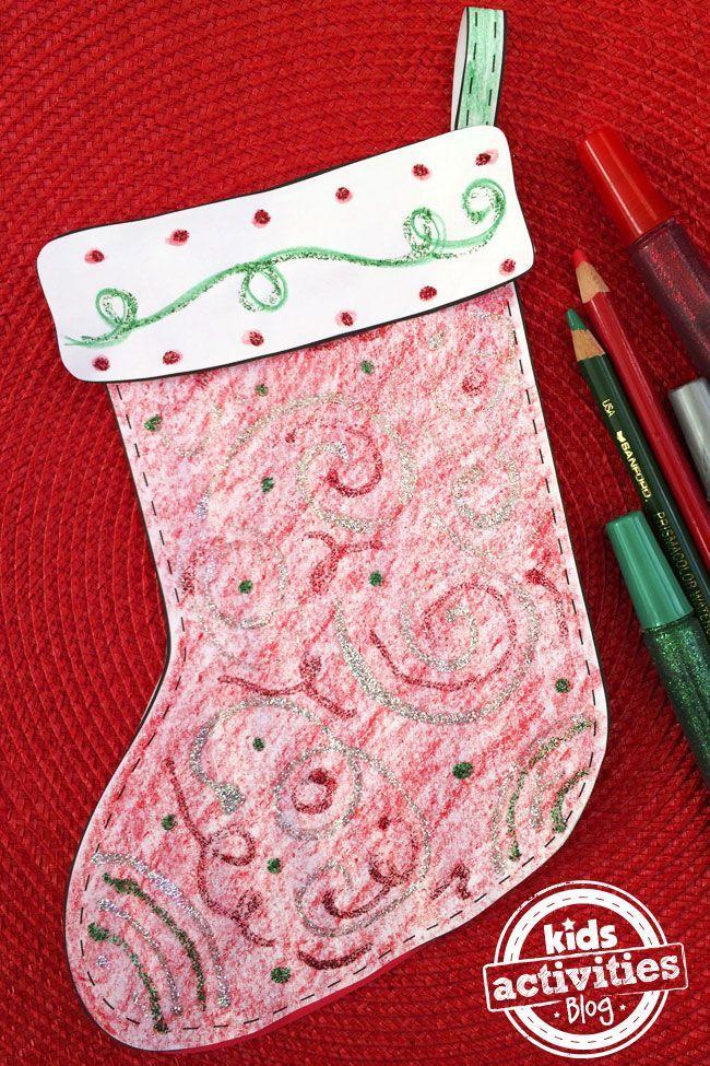 Holiday Craft Activities