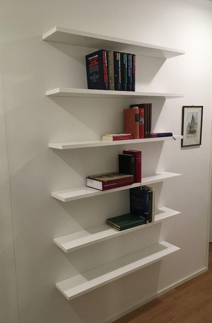 Bücherregal Ideen   Interior Design Idee Für Das Bücherregal Im Wohnzimmer