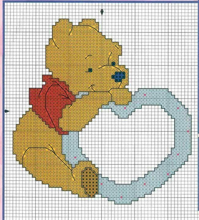 Winnie con cuore
