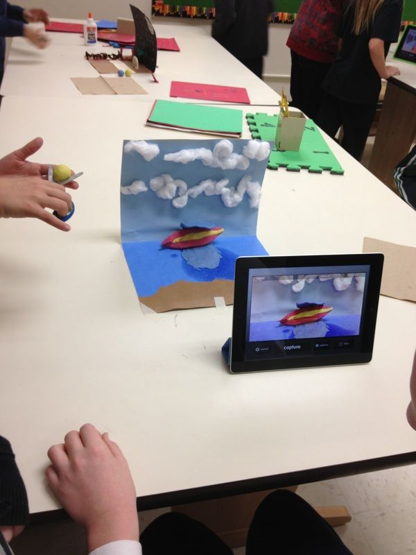 5th Grade Claymation Project - I did claymation as a 3rd grader and I remember it to this day. Thank you Mrs.Maeben for being such an awesome teacher!