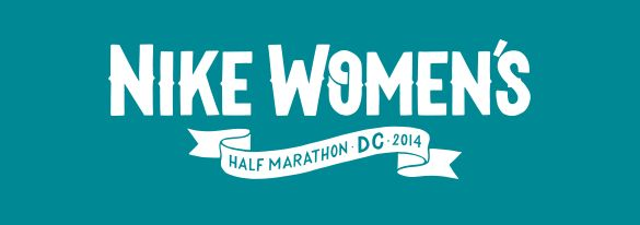 Nike Woman's Half Marathon DC