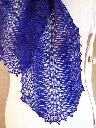 Knitting - Feather - #REK0610
