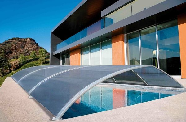 1000 ideas about pool covers on pinterest pool for Aquacouleur piscine