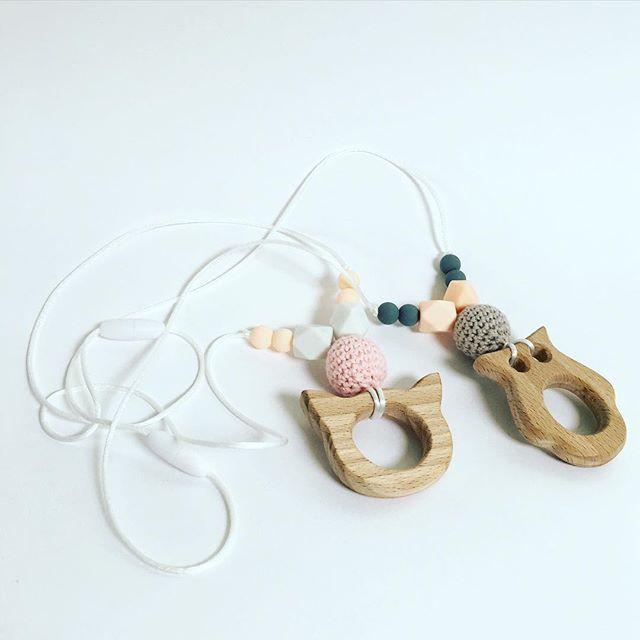#kripistipi #kripistipimaakt #kripistipihaakt #haken #crochet #woodennecklace #siliconenecklace #mommyjewelry #nursingnecklace #instagramkoopjeshoek #handmade #handgemaakt #forsale