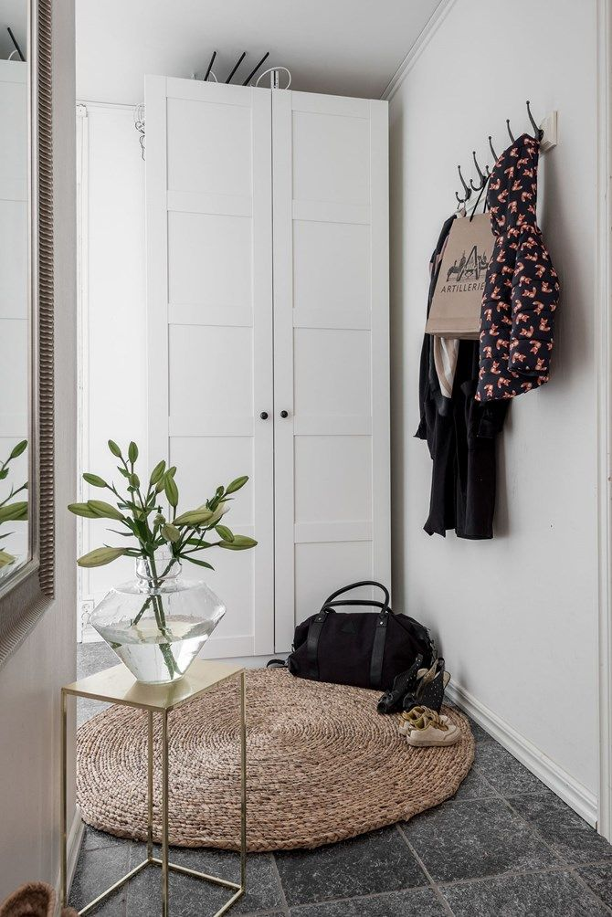 @andwhatelse Cupboard door front for hallway cupboard to conceal gas heater