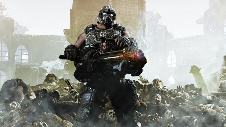 Игра Gears of War 4