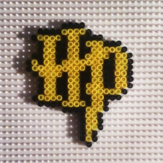 Harry Potter hama beads by aramdelhom