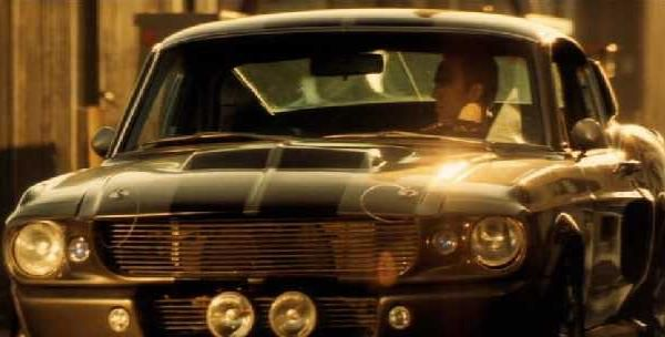 Custom 1967 Shelby GT500 Eleanor: Gone In 60 seconds movie star - http://carswithmuscles.com/custom-1967-shelby-gt500-eleanor/