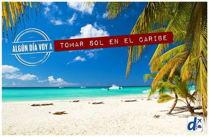 Viajar al Caribe con Despegar --> http://www.despegar.com