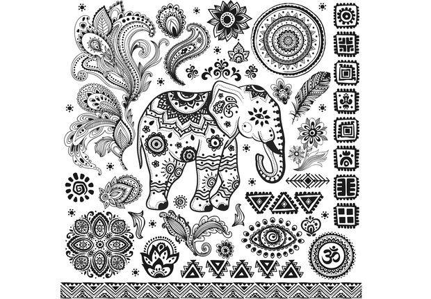 Coloriage gratuit à imprimer - Coloriage anti-stress et mandala gratuits pour adulte | Mandalas ...