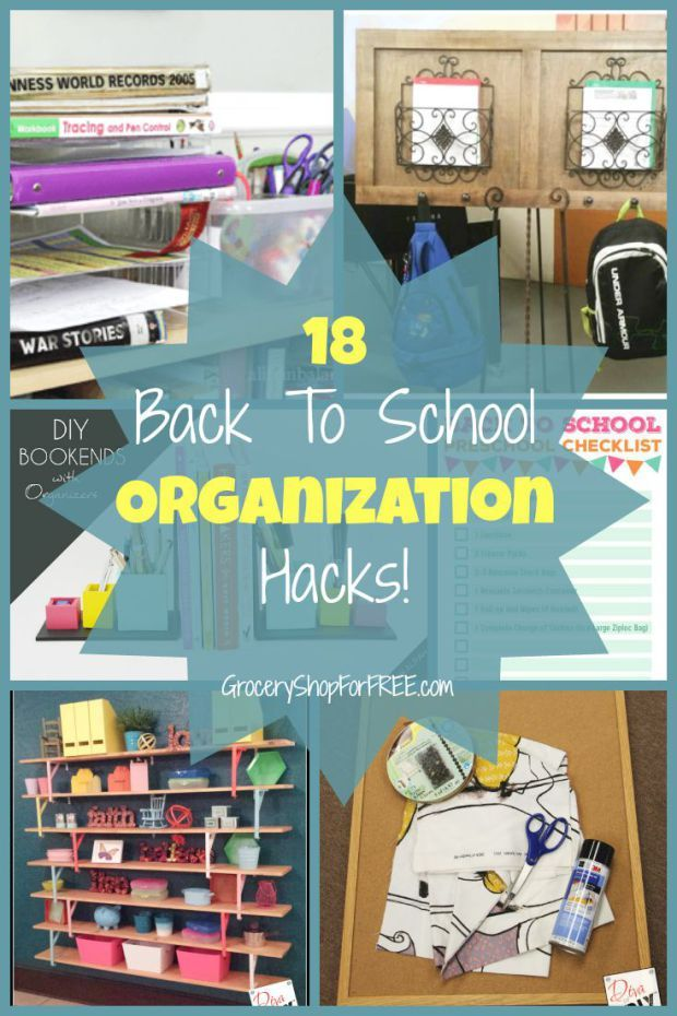 35 Beyond Genius Back-to-School Hacks to ... - DIY & Crafts