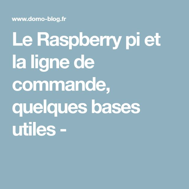 10 best Domotica images on Pinterest Raspberries, Smart home and