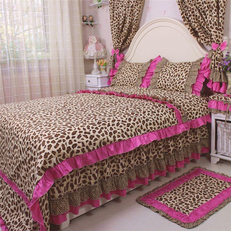 Cheetah Print Bedroom Set: 25+ Best Ideas About Leopard Print Bedding On Pinterest