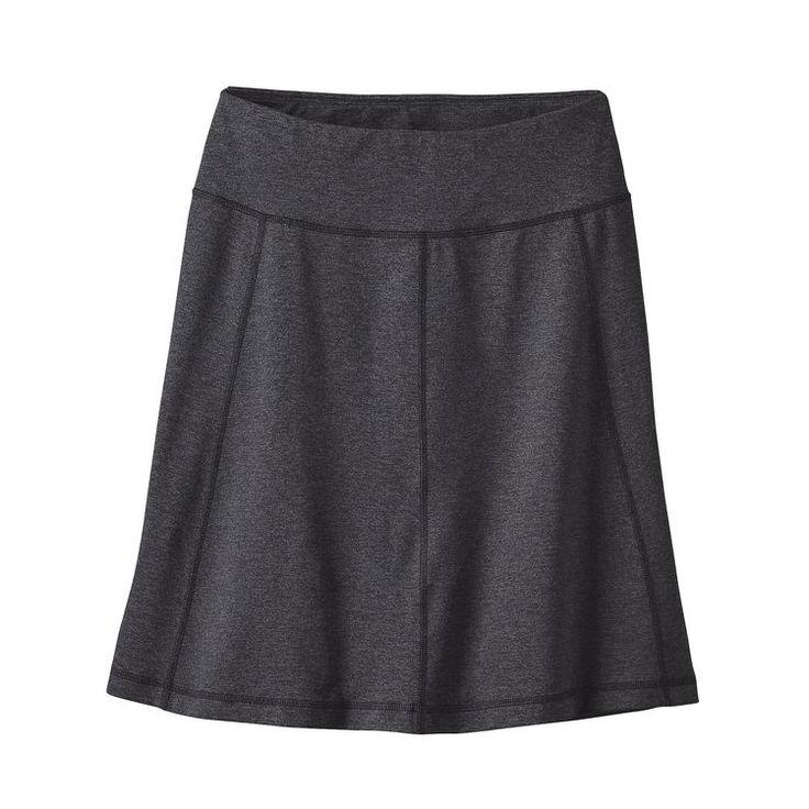 W's Seabrook Skirt, Ink Black (INBK)