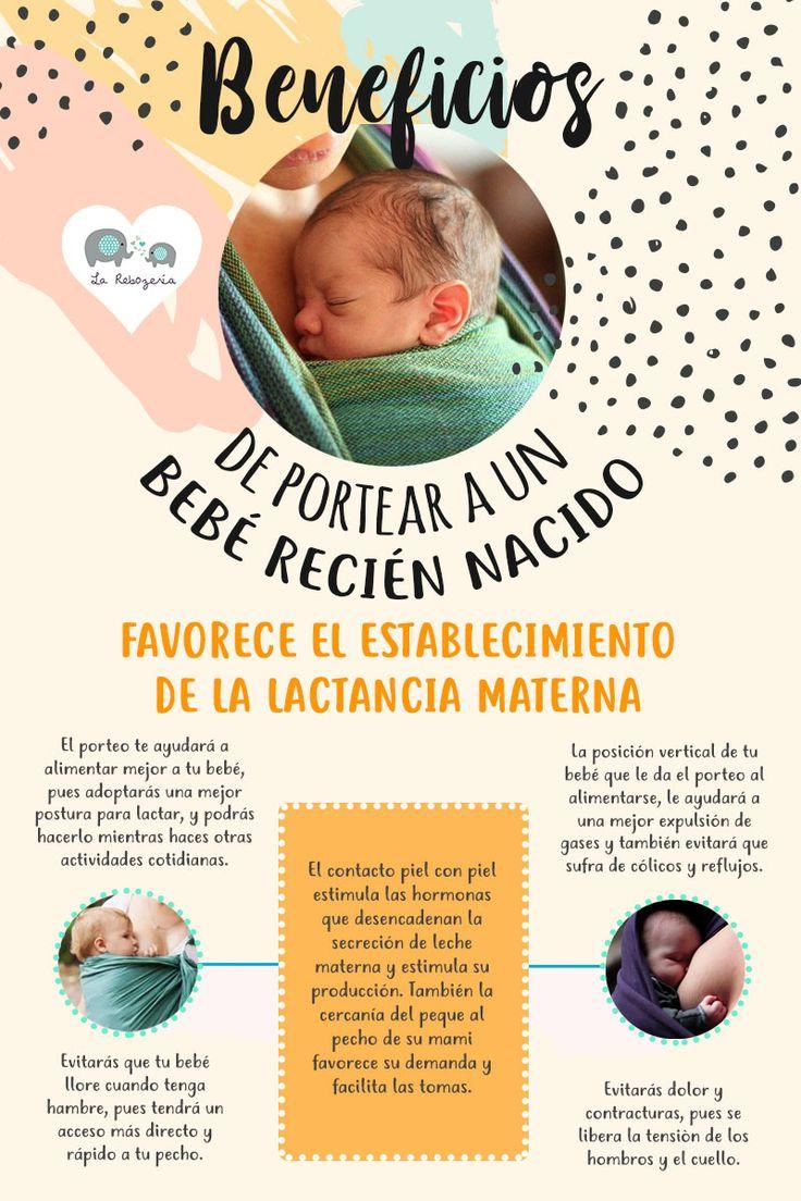 Sabes de todos los beneficios de portear a un #bebé que acaba de nacer ??? Esta semana te hablaremos de los más importantes :) <3 !!!  🤱Favorece el establecimiento de la #LactanciaMaterna♥ ;)  <3 Pregunta por nuestros #portabebés de la primera etapa  #LaRebozeria <3  +información vía inbox  #comparte #PorteErgonómico #mamá #BeneficiosdelPorteo #fularelástico #meitai #rebobaby #bandolera #SoyMamáRebozera