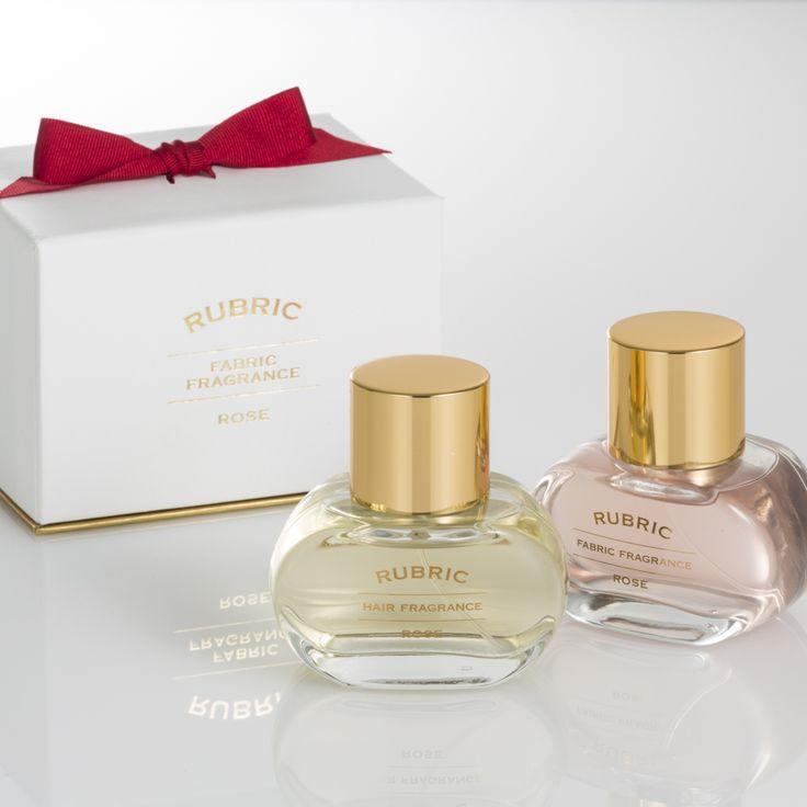 RUBRIC(ルブリック)は、高級ヘアフレグランスを中心とした美容・健康用品のラグジュアリーブランドです。