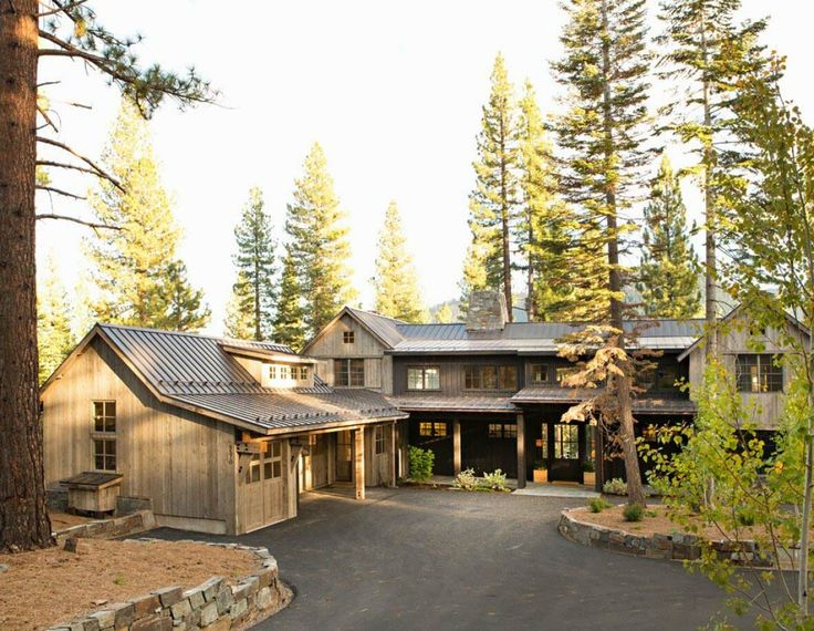 637 best mountain retreats images on pinterest modern for Lake tahoe architecture firms