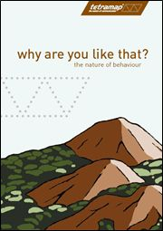 TetraMap - Why are you like that? workbook