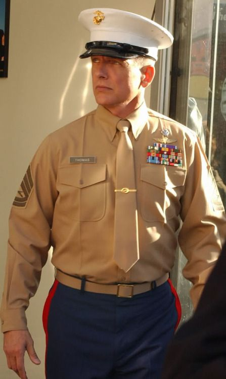 "Mark Harmon as Leroy Jethro Gibbs, undercover in the NCIS episode, ""One Shot, One Kill"""