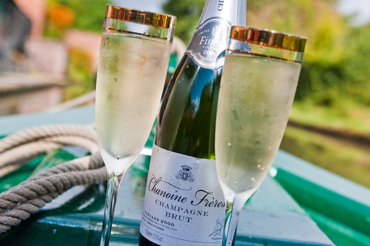 Chanoine Freres Champagne.