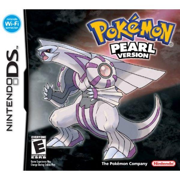 Pokémon Pearl Version [Nintendo DS DSi]