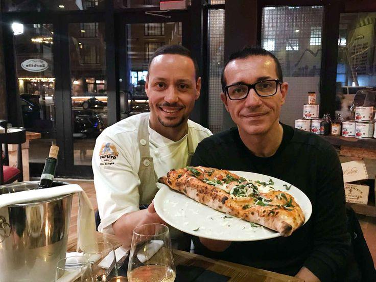 La nuova pizzeria di Gino Sorbillo a New York