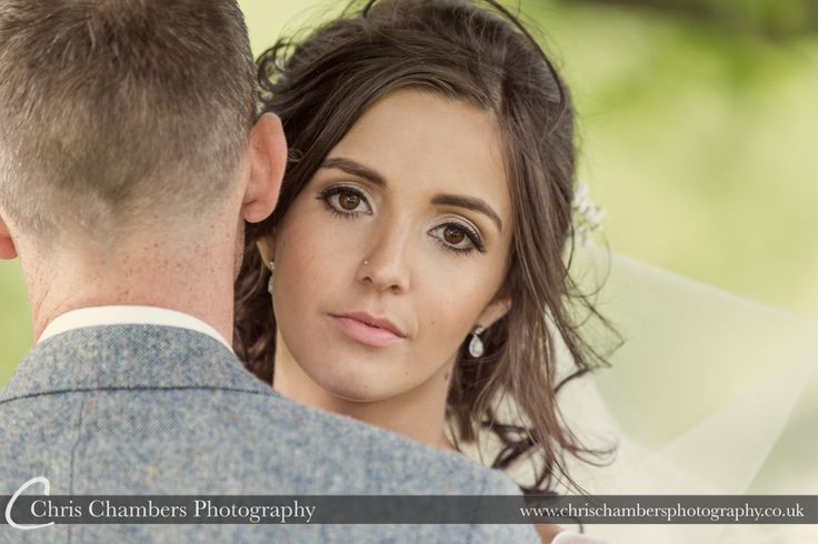 Waterton Park hotel wedding photography   Waterton Park wedding photographer   http://www.chrischambersphotography.co.uk   Waterton Park Hotel wedding photography of the bride.