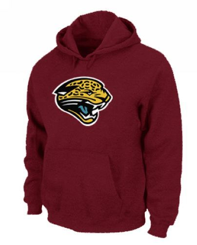 Jacksonville Jaguars Logo Pullover Hoodie Red [NikeNFL-Jaguars-990036] - $40.00 : Cheap Jerseys Free Shipping - Nike NFL Jerseys Wholesale From China - http://www.snstar.com/nfl-jerseys-c-114