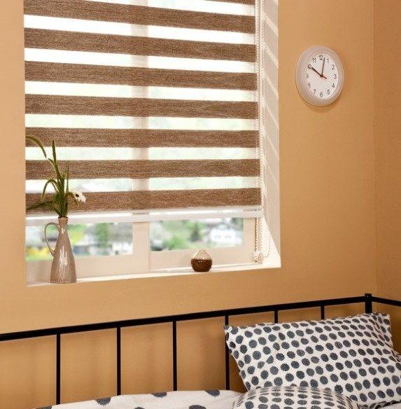 Рулонные шторы зебра в доме и офисе! #window #interior #шторы #жалюзи #декорокна #рулонныежалюзи #рулонныешторы #зебра #деньночь #шторызебра