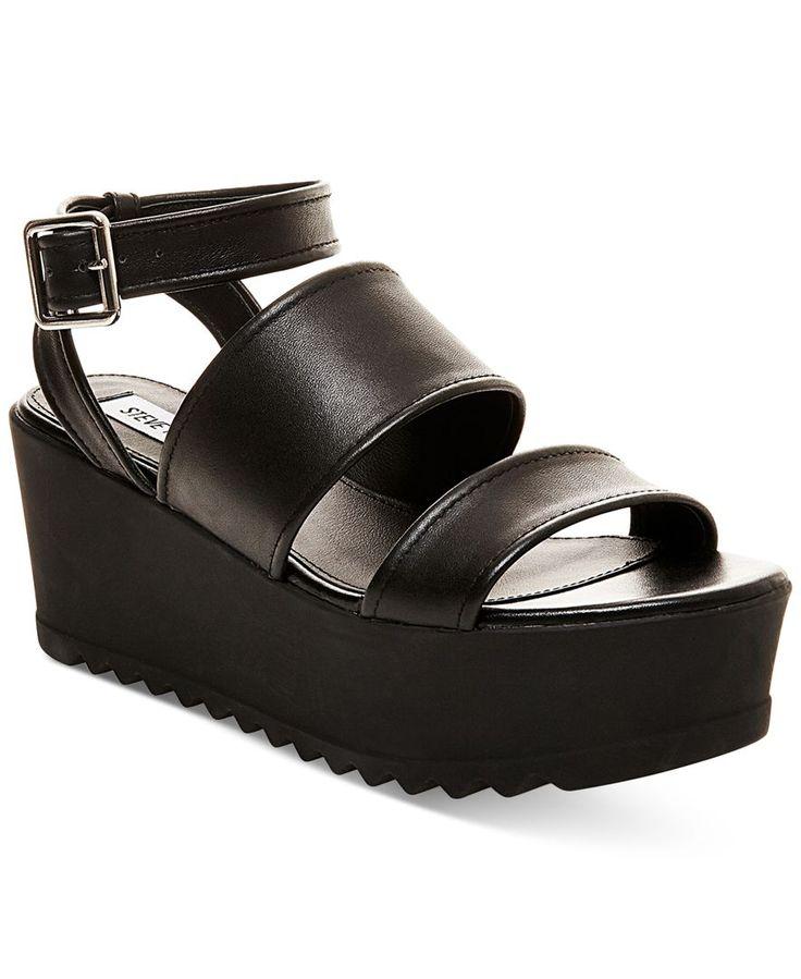Steve Madden Women's Snorkell Flatform Sandals