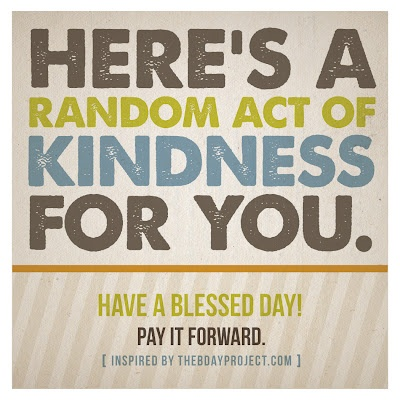 1000 images about pay it forward ideas on pinterest random acts box of sunshine and kindness. Black Bedroom Furniture Sets. Home Design Ideas