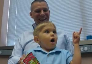 """Such a touching story 