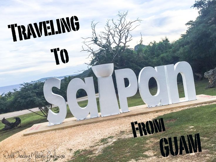 Traveling to Saipan from Guam is so easy! 40 minute flight & lots to see and do! Flight info, getting around, where to stay, and what to do, & costs!
