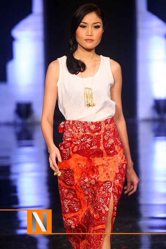 60 best BATIK  NSTYLE  Ninik Fashion Show on Jogja Fashion Week