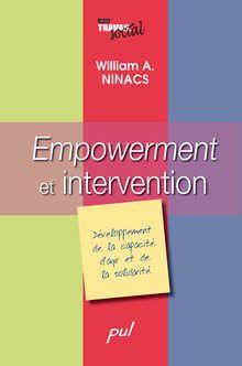 Empowerment et intervention. Développement de la capacité d'agir et de la solidarité