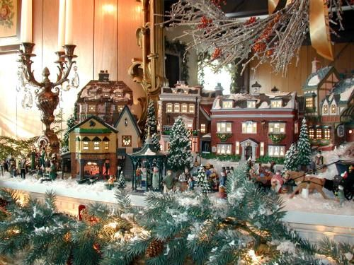 Dept 56 Village Ideas Christmas Villages Ideas And How