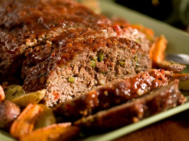 Paula's Old-Fashioned Meatloaf: Food Recipes, Fun Recipes, Brown Sugar, Ground Beef, Old Fashion, Meat Loaf, Ground Turkey, Meatloaf Recipes, Paula Deen