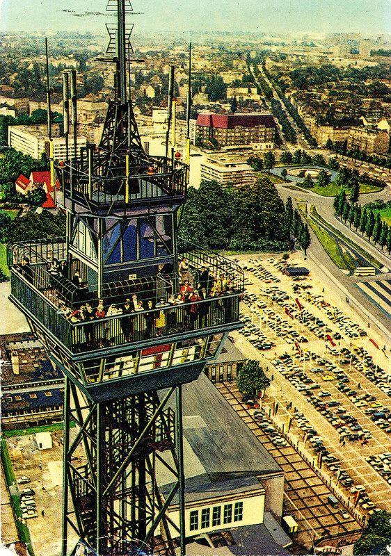 Bln 1970 Berliner Rundfunk Postkarte
