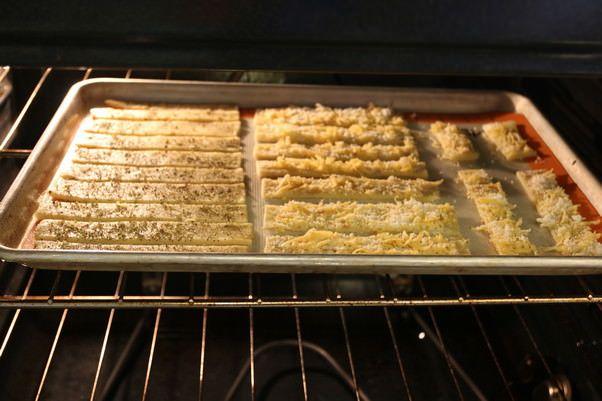 Keto Breadsticks | Ruled Me