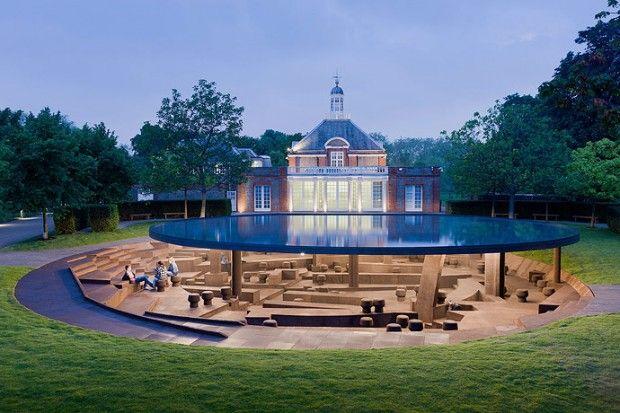 Serpentine Gallery Pavilion 2012 by Herzog & de Meuron and Ai Weiwei (Iwan Baan)