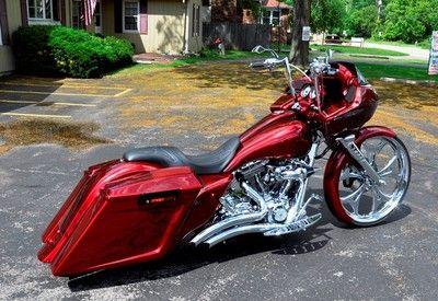 harley street glide for sale | Davidson Road Glide Custom - Used Harley-davidson Touring for sale ...