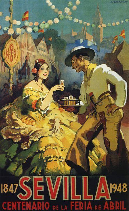 Centenario de la Feria de Abril, 1847-1948