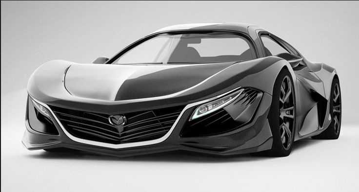 2018 Mazda RX-9 Front View