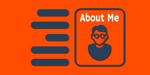 How to create a WordPress About Me Page