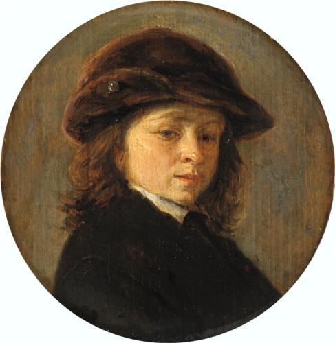 Portrait of a Boy - Adriaen van Ostade