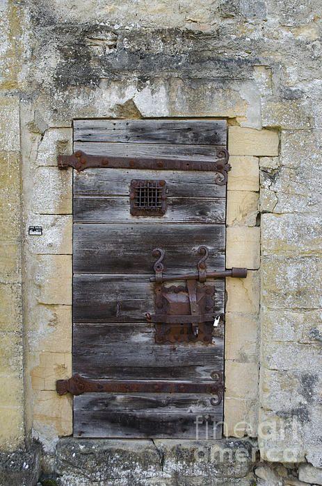 'The Locked Door' - photograph by Michelle Meenawong #door #lockeddoor #doorsandwindows