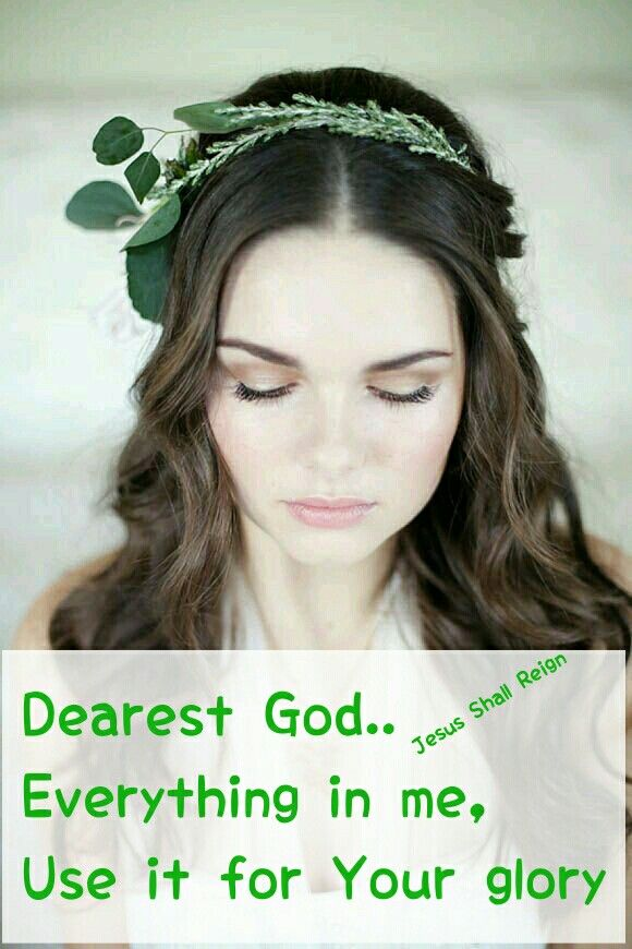 Amen My Sweet Lord.
