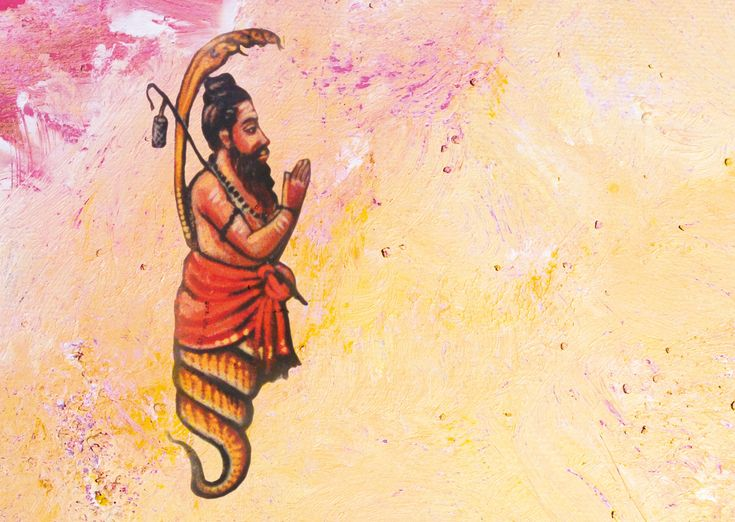 Patanjali wird in der Ikonographie als Schlange dargestellt. Welche Legenden dahinter stehen und was die interessante Symbolik bedeutet, erfahren Sie hier Inzwischen werden Patanjali-Skulpturen als Souvenirs für die Wohnung oder als Accessoire für Yogastudios zunehmend in die westliche Welt exportiert oder bei Ebay versteigert. Aber welche Bedeutung hat die als Schlangenmensch dargestellte Figur? Was hat …