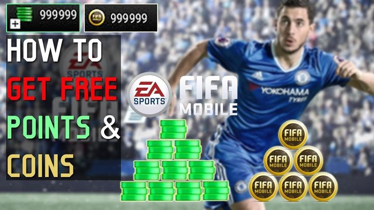 How To Get Free FiFa Points In FiFa Mobile - FiFa Mobile Hack - Free FiFa